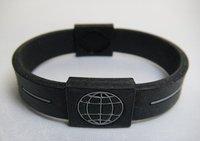 Wholesale Globe energy bracelet New design 100pcs/lot free shipping