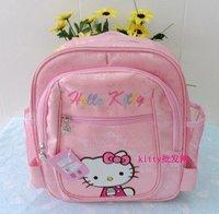 free shipping Wholesale beautiful noble h----k  Kid's schoolbag 3pc 29x9.5x29AAAAA