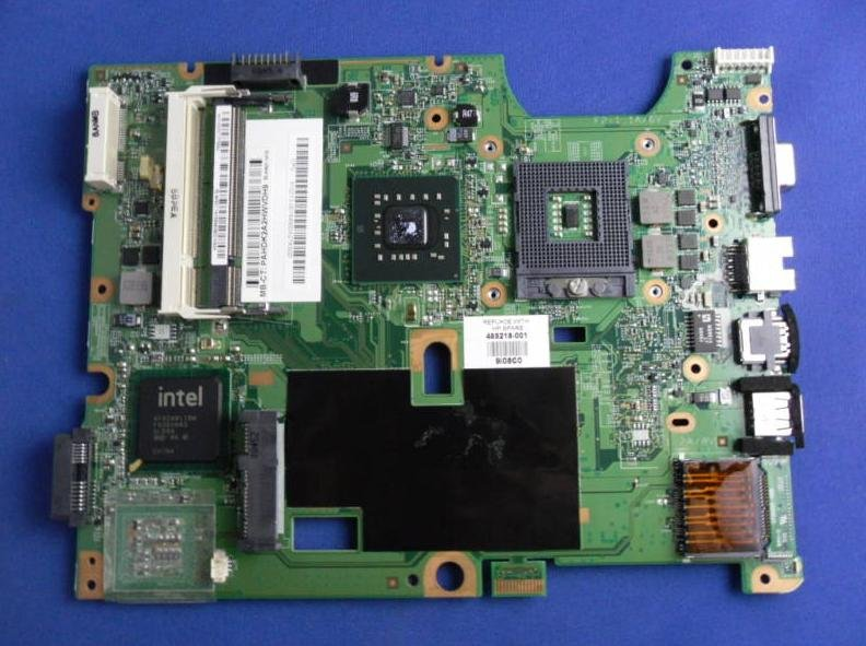 485218-001 HP G50 , G60 , CQ70 LAPTOP MOTHERBOARD FULLY WORKING(China (Mainland))