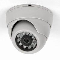 Free shipping!! High quality CCTV camera housing, IR dome camera