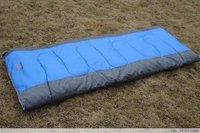 (Free Shipping)NO 001 250g/m2 envelope Camping sleeping bag