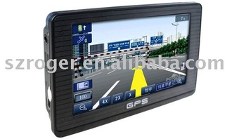 car gps navigation Touch Screen, Bluetooth-enabled, Mp3/Mp4, DVD/VCD, Photo Viewer