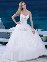 new 2011 high quality wedding dress 6373