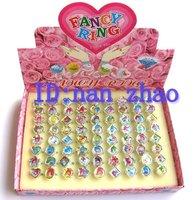 job lot of 720pc Cute popular Fancy Ring in Box Free Shipping