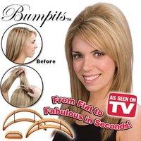 Wholesale 100packs/lot (1pack=5pcs) Bump it bumpits Big Happie Hair As Seen on TV