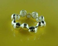 Free & Fast shipping Wholesale Fashion 925 silver elegant lady 's favorite Rings R201906