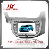 Special car dvd system for Honda Jazz Hybrid with GPS