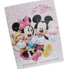 "Free Shipping 10pcs Mickey Minnie Mouse Cartoon 5.5""x4"" Kids Coloring Book with Stickers Drawing book Children Gift Hotsale"
