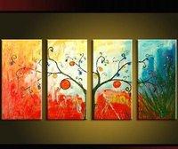 Modern art Oil Painting Guaranteed 100% Free shippingC