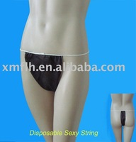Free Shipping 10pcs/lot+Wholesale Disposable Sexy G-string+Made of Nonwoven Fabric+Fast Shipping+Hot Selling