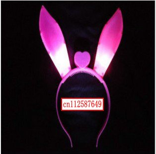 Light ring / soft flashing rings / light necklace / flashing toys / light toys(China (Mainland))