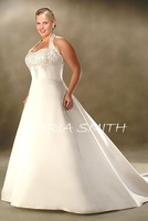 Free shipping - princess wedding dress with free gift W014