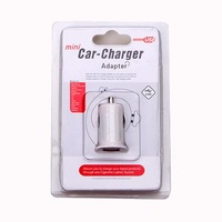 Mini USB Car Charger Adapter For iPhone 3GS 4S