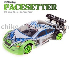 1:10 scale Nitro On Road Touring Car - 94102 HSP -Two Speed(China (Mainland))
