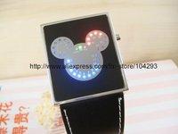 Free shipping 20pcs/lot Micky LED digital watch/ LD133