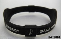 Wholesale 2011 new style energy bracelet D&T0004 100cs/lot free shipping