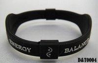 Wholesale 2011 new style energy bracelet D&T0004 100cs/lot free shipping