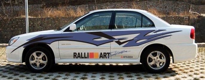 Car Flames Designs Car Body Sticker Design