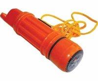 (Free Shipping)RDWS-011 5-function Orange Whistle