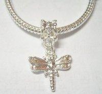 Free Shipping 10pcs/lot Silver Pendant Fit Charm Bracelet Necklace PD1