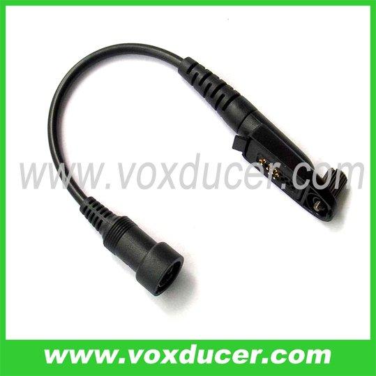 6 pins Mini-din plug for Motorola wireless radio EX500 EX600 GL2000(China (Mainland))