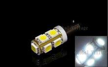 100pcs/lot Free Fast delivery car led G14 BA9S 9 led smd 9SMD 5050smd 3 chips Auto led light(China (Mainland))