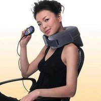 Free shipping!car&household U shape Neck Massager Cushion vibration Massage mattress,heat pad,Heating pad