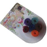 South Korea ACTTO Strapping tape, Cable tie , Richard line, Bundle line, Banding belt Multicolor Color 6pcs/pack, 50packs/lot