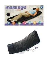 FREE SHIPPING! WALT-MART 9 points vibration Massage mattress,heat pad,Heating pad,