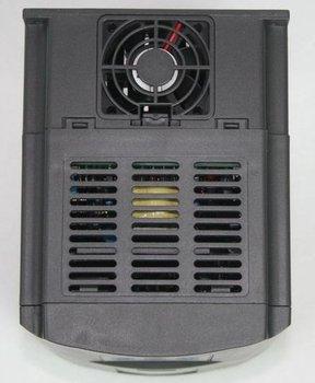 Inverter,750 watt (0.75 KW) Power,220V Variable Frequency Drives (VFD) for 0.75KW Motor Speed Control, Drive Capacity: 2KVA