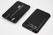 """Free EMS shipping 3pcs/lot 2.5"""" USB3.0 External Hard Drive Enclosure(China (Mainland))"""