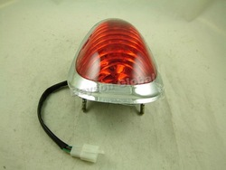 Tail Light Assembly Scooter Parts @61466 + Free Shipping(China (Mainland))