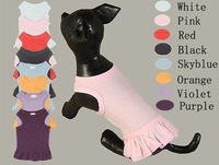 Dog T-Dress,dog dress,small dog clothes