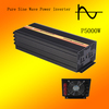 Factory straight sell 5000w solar power inverter/off grid inverter/Frequency inverter/Pure sine wave inverter(DC12V to AC220V)