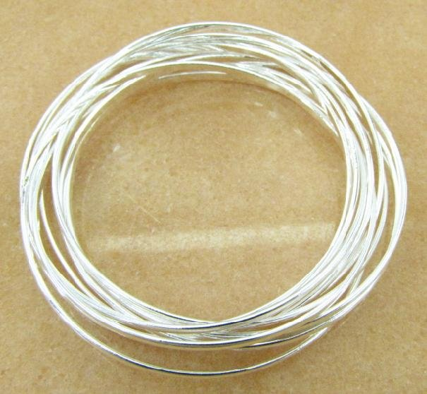 Hot sales bangle 10pcs/lot wholesale Free shipping,composed of ten rings bangle ZSS051(China (Mainland))