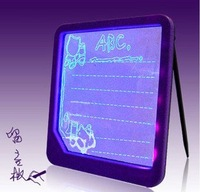 Best selling new arrival Large blue message board, LED message board,free shipping 5pcs/lot