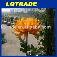 New product Solar adornment landscape lamp/Solar Flower Lamp /Gift/ 2V 60mA chrysanthemum