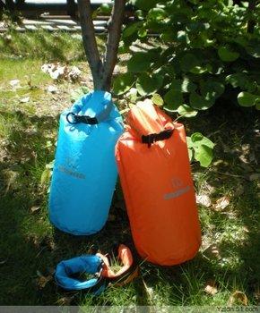 Free shipping Waterproof  Compress Dry Bag Outdoor Organize Bag 8L 5pcs/lot