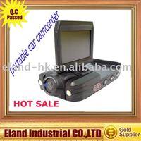 Portable Car Camcorder HD high definition CAR DVR