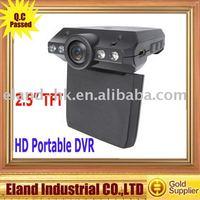 """2011 popular 1pcs/lot mini order 2.5"""" HD Portable DVR"""