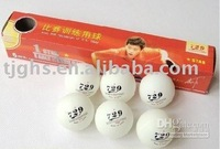 quality 6 pcs 729 1-star Table Tennis Balls game World Championship top