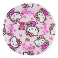 Hello Kitty Transparent Shower Cap (Pink) 004004 10pcs/lot with free shipping