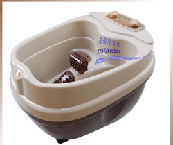 Comfortable foot spa 2011 MODEL ION IONIC DETOX FOOT BATH CLEANSE SPA MACHINE + TUB, Free shipping!(China (Mainland))