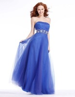 2011-- New Stylish Charming Bridal Dress / Evening Dress/Prom Party Gown Dresses/Bridesmaid Dresses