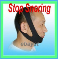 NEW Snore Belt Quiet Sleep Snoring Strap Stop Snoring