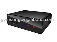 Free shipping ,Network HD media player ,Lan /HDMI 1.3/Full 1080P