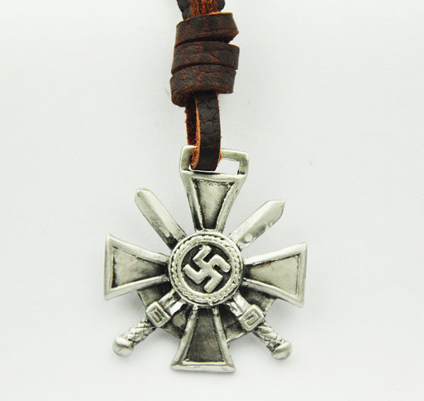 Cool pendants best cool tibetan owl pendant brooch with cool finest min order usd cool rock punk men woman swords cross pendant genuine leather with cool pendants mozeypictures Images