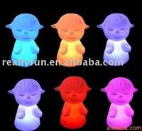 Hot Sale Nice night-walking doll night light,sleepwalking doll LED Light,LED toy Gift