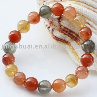 Brazil natural high-quality goods fu lu shou bracelet\Crystal fully moist happiness cobolli gigli longevity
