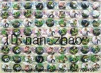 Wholesale - 10 sheets 1080pcs BEN 10 Badge Button Pin 2.5CM party favor Free Shipping B1